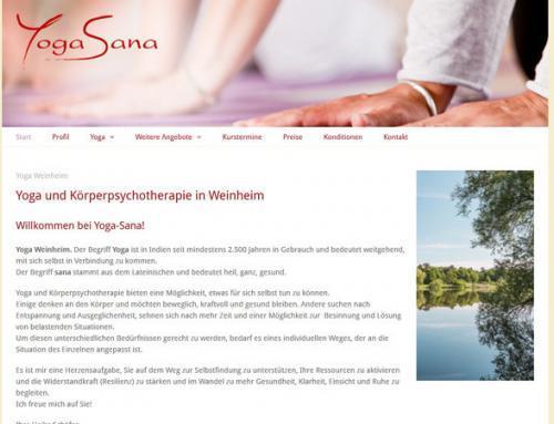 Heike Schäfer – Heilpraktikerin, Yogalehrerin (Odenwald)