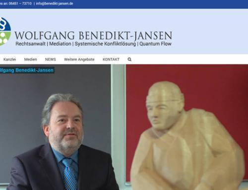 Rechtsanwalt Wolfgang Benedikt-Jansen (Frankenberg)