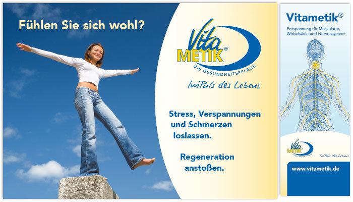 Broschüre Werbetext