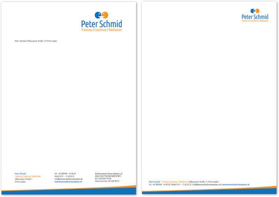 Briefpapier Trainer Gewaltfreie Kommunikation