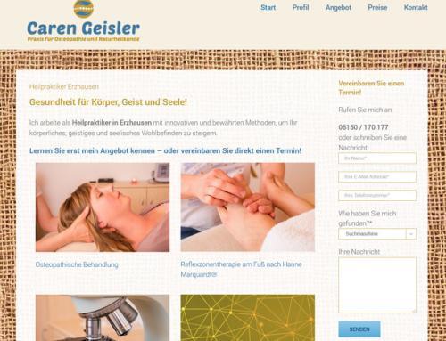 Caren Geisler, Heilpraktikerin (Erzhausen)
