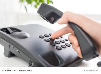 DSGVO Telefonanrufe