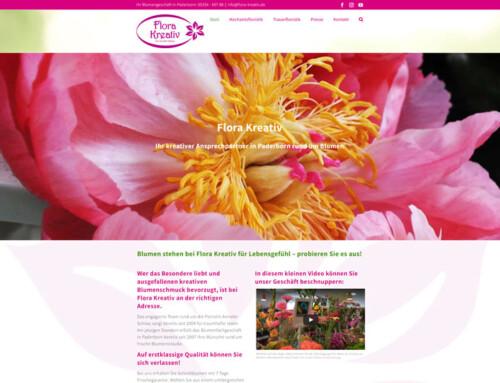 Annette & Uwe Schiwy, Flora Kreativ – Blumengeschäft (Paderborn)